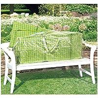 Tragetasche für Gartenmöbel Auflagen 125x32x50cm transparent 2427