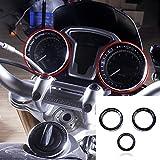 XX eCommerce Motorrad Geschwindigkeitsmesser Tachometer Tacho Techo Schlüssel...
