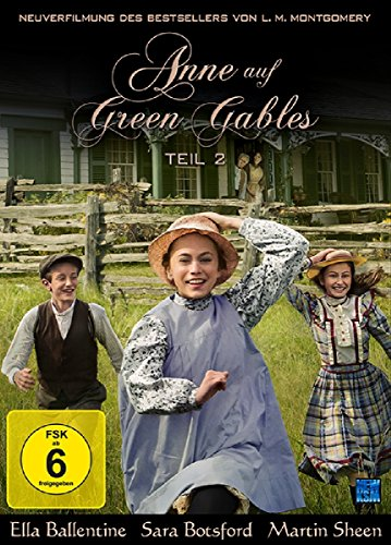 Anne auf Green Gables - Teil 2