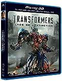 Transformers : L'âge de l'extinction [Combo Blu-ray 3D + Blu-ray +...