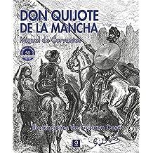 DON QUIJOTE DE LA MANCHA ILUSTRACIONES  DE GUSTAVO DORÉ