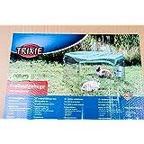 Trixie 6253 Freilaufgehege mit Netz, Kleintiere, verzinkt, 63 × 60 cm