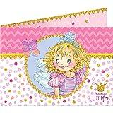 Spiegelburg 13630 Einladungskarten Prinzessin Lillifee 'Ich bin ...!' (8 Stück)