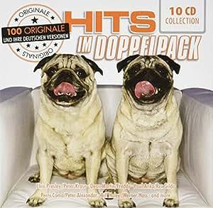Hits im Doppelpack : 100 Originale und ihre deutschen Versionen [Import anglais]