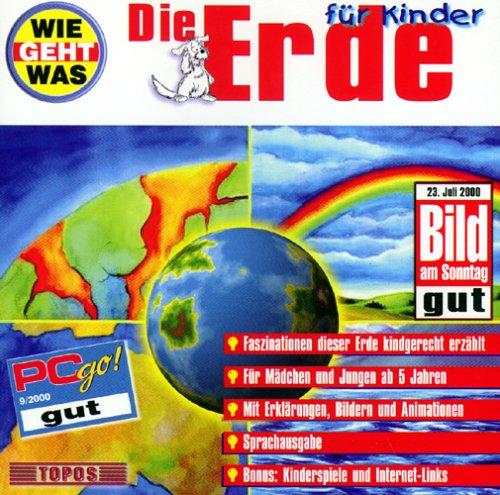 Wie geht was. Die Erde für Kinder. CD- ROM für Windows 95/98/2000