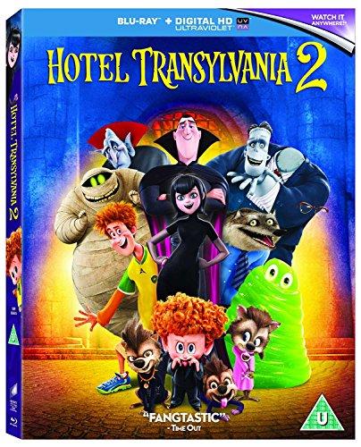 eBooks For Kindle For Free Hotel Transylvania 2 [Blu-ray] [2015] [Region Free] FB2