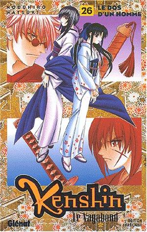 Kenshin - le vagabond Vol.26