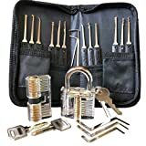 Lockpicking Set I 22 – teiliges Dietrich Set inklusive 2