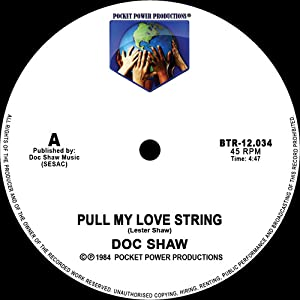 Pull my love string / Fancy dancer ( 2 AMAZING TRACKS RECORDED DURING 1984 AND NEVER RELEASED BEFORE )
