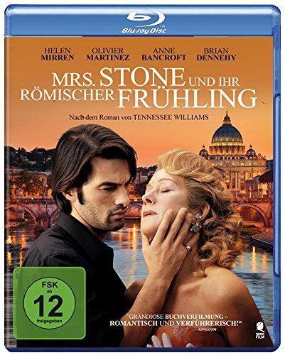 Mrs. Stone und ihr römischer Frühling (mit Helen Mirren) [Blu-ray]