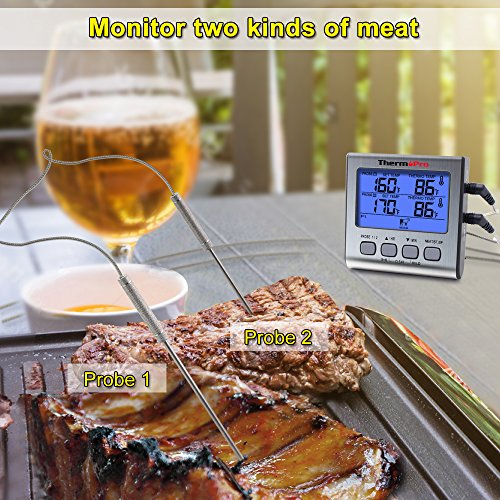 Zoom IMG-3 thermopro tp17 termometro cucina digitale