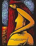 Donne Nell'arte Moderna Libro Da Colorare Per Adulti: Volume 1