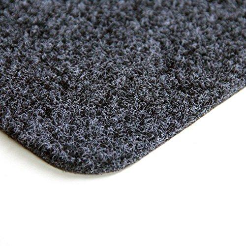 Fußmatte, Homecube Fußabtreter Abtreter Schmutzmatte Schmutzfangmatten mit Motiv rutschfest & waschbar 40cm x 60cm - 3