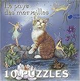 Pays des Merveilles (le)(Puzzles Scintillants)