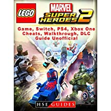 Lego Marvel Super Heroes 2 Game, Switch, PS4, Xbox One, Cheats, Walkthrough, DLC, Guide Unofficial