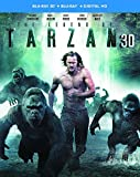 The Legend of Tarzan 3D - Blu-ray 3D + B...