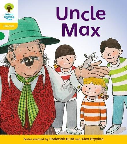 Oxford Reading Tree: Level 5: Floppy's Phonics: Uncle Max