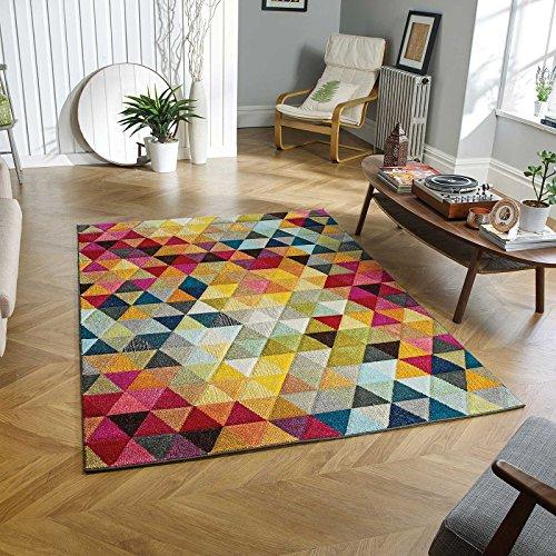 Piccadilly Mehrfarbig Teppiche 526x, Multi, 160 x 230 cm (Getuftet Boden-teppich)