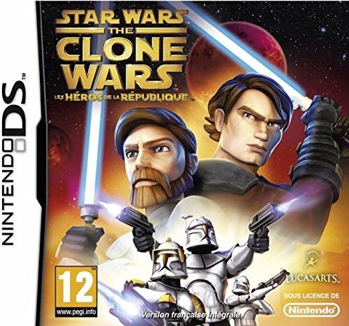 Star Wars : the Clone Wars - les Héros de la République