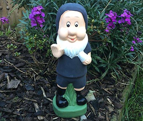 Keramik bemalt schottischen Rugby Sport Gnome Garten Figur (Sport Rugby)