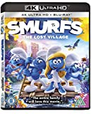 Smurfs: The Lost Village (2 Disc 4K Blu-ray & Blu-ray) [2017]