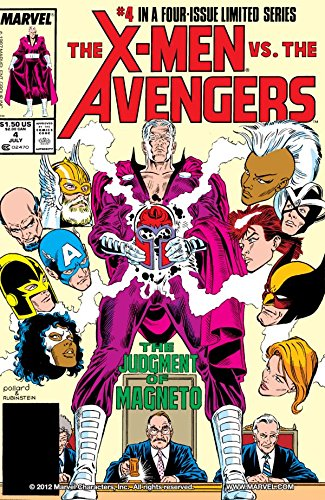 X-Men vs. Avengers #4 (English Edition)