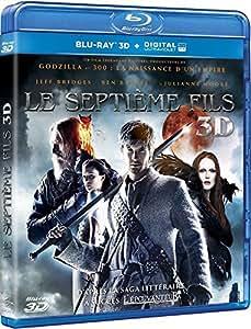 Le Septième fils [Blu-ray 3D + Copie digitale]