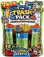Giochi Preziosi 70683861 - Trash Pack, 12 Figuren mit 2 Behälter, sortiert