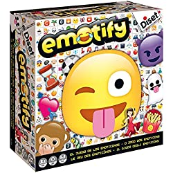 Diset - Emotify, juego de preguntas (DISET,S.A 62301)