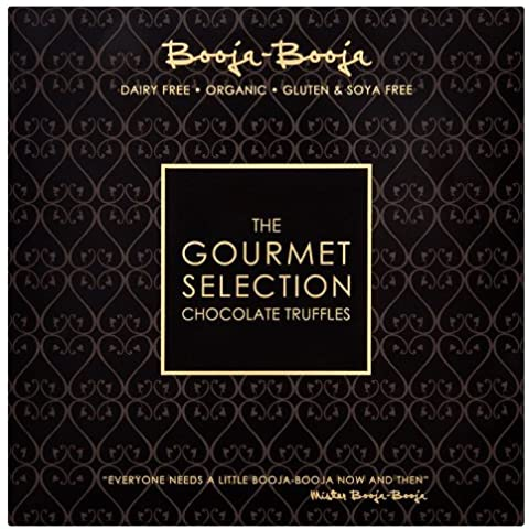 Booja Booja selezione gourmet tartufi organici 237g
