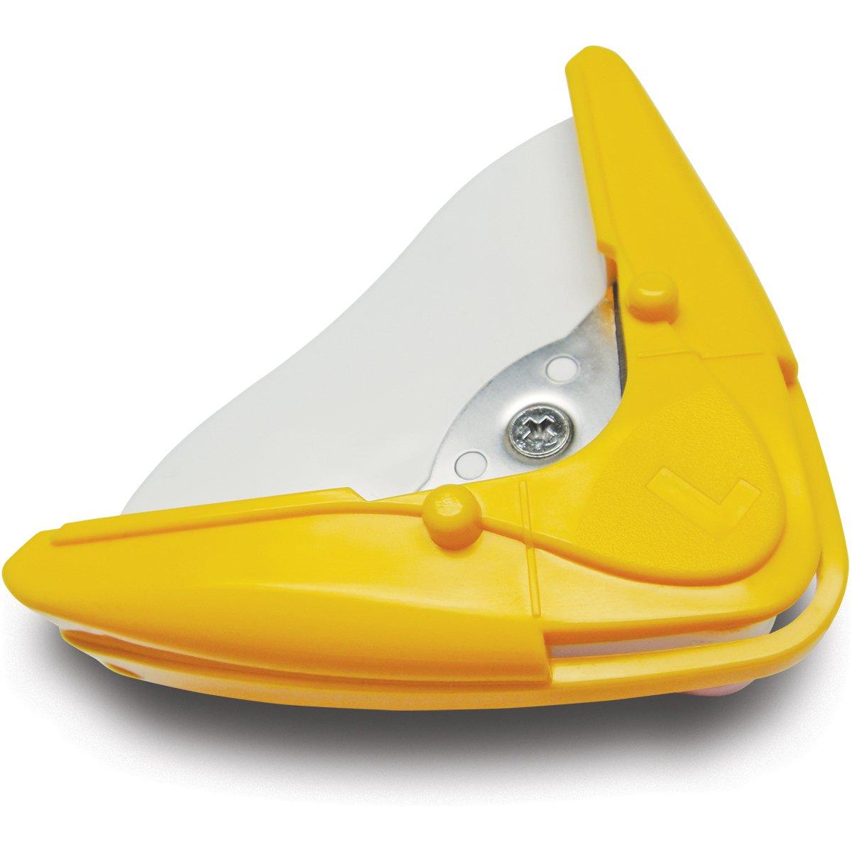 Aidox pp64b-lv cortador de esquina, color amarillo