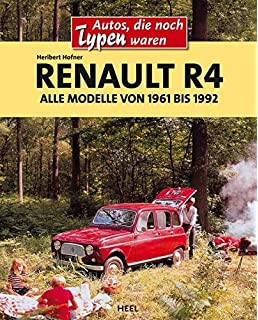 Renault R4 4L 5 Türer Beige 1961-1992 mit Sockel 1//24 Modellcarsonline Modell Au