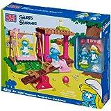 Mega Bloks 10746 - Schlümpfe Spielplatz