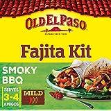 Old El Paso Mexican Smoky BBQ Fajita Dinner Kit, 500g
