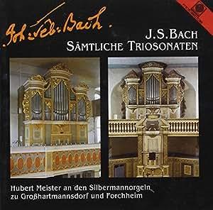 J.S.Bach-Sämtliche Triosonaten