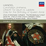 Handel: Four Coronation Anthem