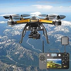 HUBSAN X4 Pro H109S Quadcopter con 1080p FHD Cámara 3 Ejes Cardán RTH Altitude Hold Drone (Edición Profesional)