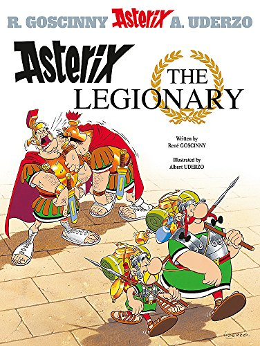 Asterix The Legionary: Album 10: Book 10
