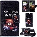 Ooboom® Nokia 6.1/Nokia 6 2018 Case Flip PU Leather Wallet