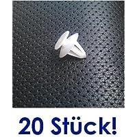 20x Türclip Türverkleidung Clip Clips Verkleidung