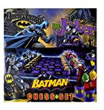 Batman Dark Knight vs. Joker Schachspiel Standard