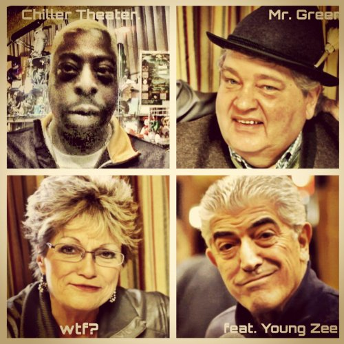 Wtf? (feat. Young Zee) - Single Green Chiller