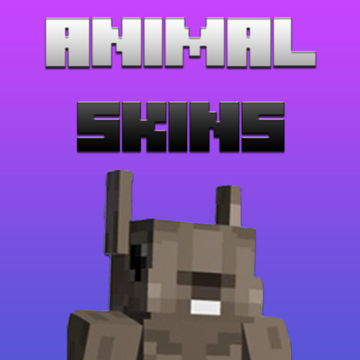 Skins Animal For Minecraft Pro Multiplayer Skin Textures To Change - Skins para minecraft pe de animales