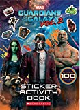 Guardians of the Galaxy #2: Movie Sticker Activity Book