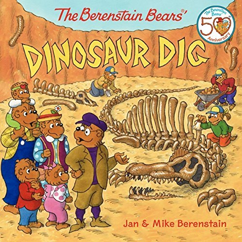 The Berenstain Bears' Dinosaur Dig (English Edition)