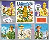 Sharjah Block 103 (completa.Problema.) 1971 Scouts America e Asia (Francobolli ) - Prophila Collection - amazon.it