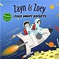 Zayn & Zoey Learn About Rockets