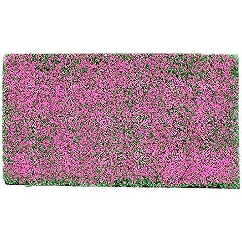 Mat hierba paisaje diseño del modelo de escala Meadow 31 x 18 cm