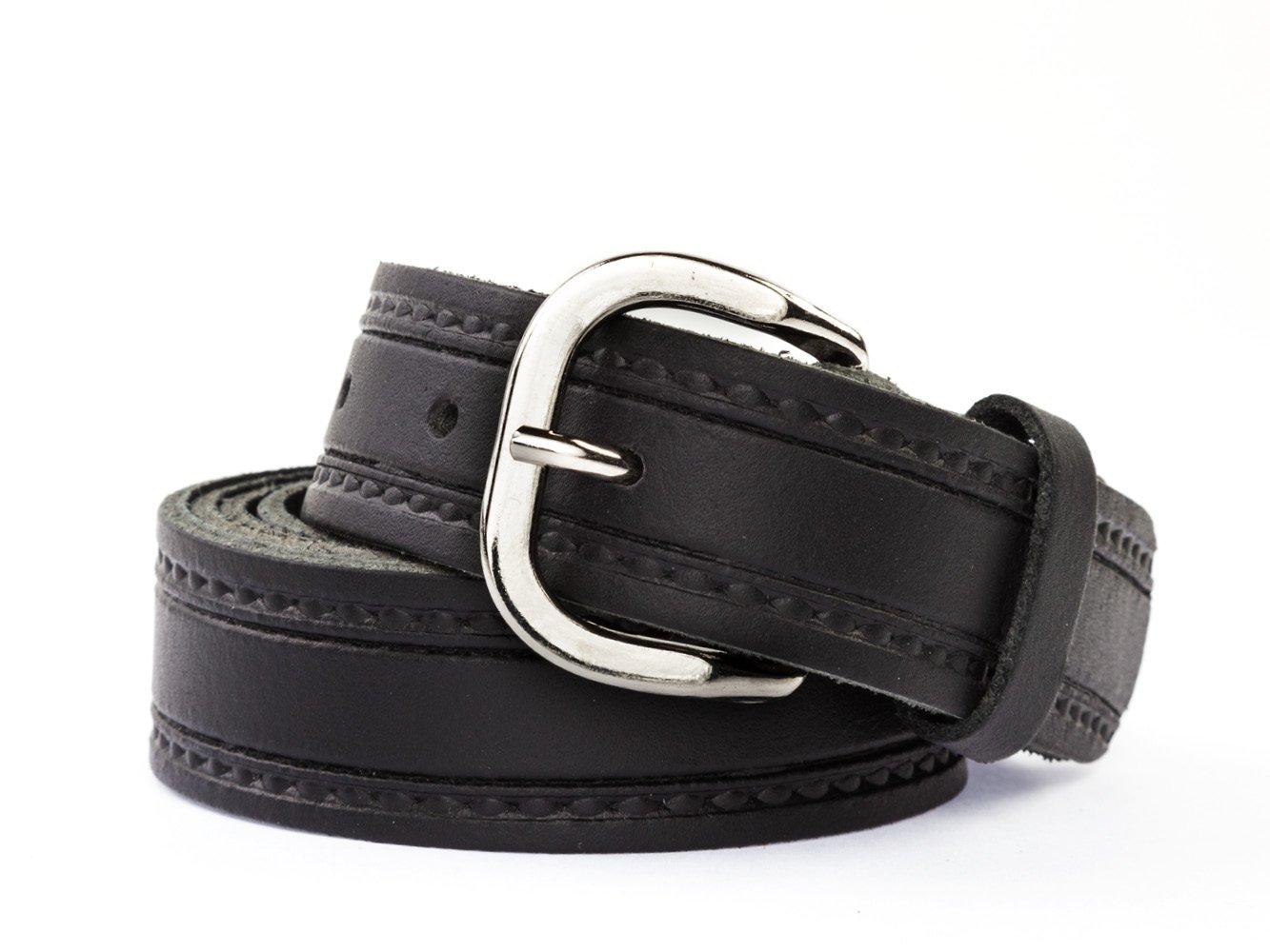 shenky – Cinturón de cuero – Diferentes diseños y colores