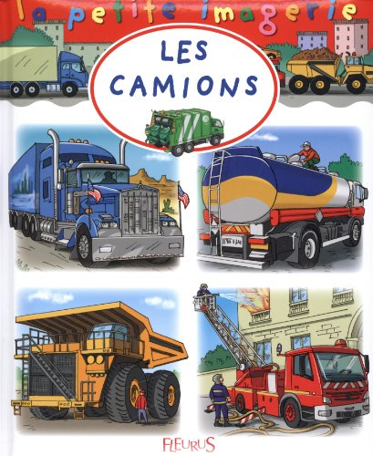 Les camions par Emilie Beaumont